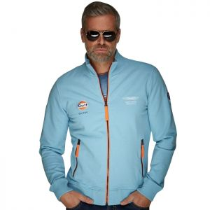 Gulf Sweatjacket Smart Racing gulfblue
