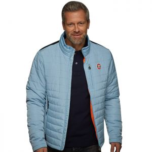 Gulf GPO Performance Jacket sky blue