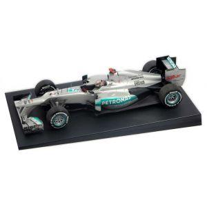 Michael Schumacher Mercedes F1 W03 300th GP SPA 2012 1/18