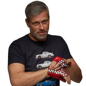 Gulf Racing Gloves corsa rossa