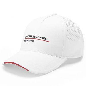 Porsche Motorsport Gorra blanca