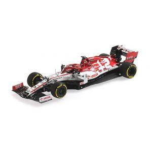 Alfa Romeo Racing F1 C39 - Kimi Räikkönen - Steiermark GP 2020 1:43