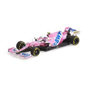 BWT Racing Point F1 Team Mercedes RP20 - Lance Stroll - Austrian GP 2020 1/43