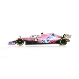 BWT Racing Point F1 Team Mercedes RP20 - Sergio Perez - Austria GP 2020 1/43
