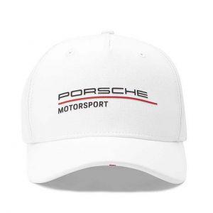 Porsche Motorsport Team Cap weiß
