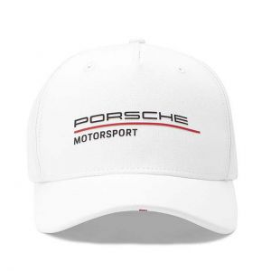 Porsche Motorsport Team Casquette blanche