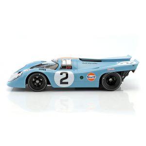 Rodriguez, Kinnunen, Redman Porsche 917K #2 Ganador 24h Daytona 1970 1/12