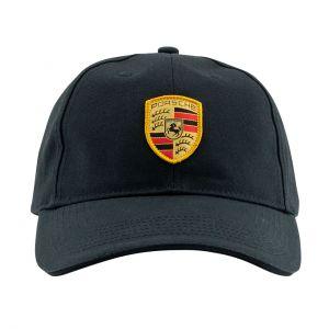 Porsche Cap Crest black