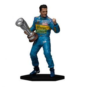 Michael Schumacher Figura Secondo Campionato del Mondo di F1 1995 1/10
