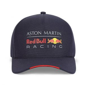 Red Bull Racing Classic Gorra azul marino