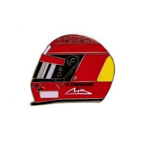 Michael Schumacher Helmet Pin 2000