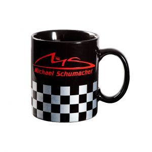 Michael Schumacher Mug Chequered