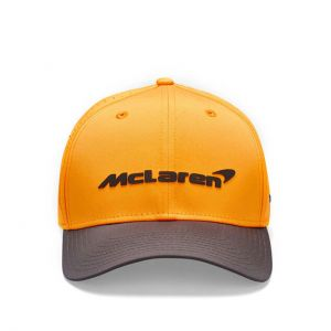 McLaren F1 Driver Kids Cap 940 Sainz orange