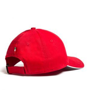 Cappello Ferrari Scuderia Ferrari Classic rosso