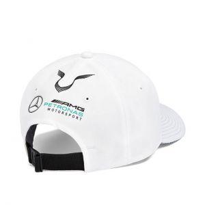 Mercedes AMG Petronas Motorsport Lewis Hamilton 2019 F1™ Kinder Cap weiß