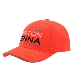Ayrton Senna Gorra McLaren Three Times World Champion niños