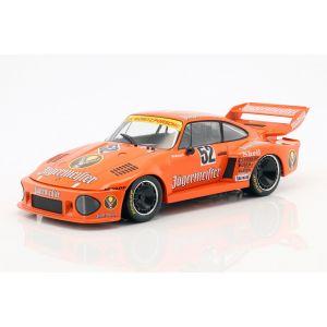 Porsche 935 Winner Div. I Zolder DRM 1977 Manfred Schurti 1:43