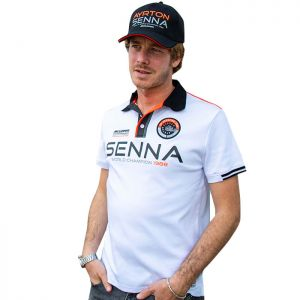 Ayrton Senna Polo World Champion 1988