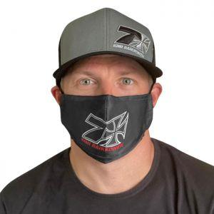 Kimi Räikkönen Máscara de boca y nariz Cross Seven III