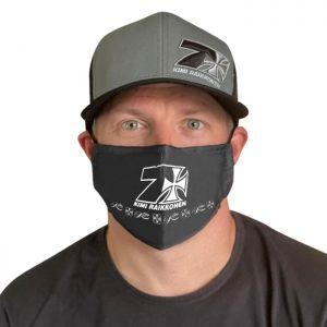 Kimi Räikkönen Double Layer Mask Cross Seven II