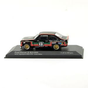 Ford Escort II RS1800 A. Hahne DRM Supersprint 1976 1/43