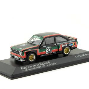 Ford Escort II RS1800 A. Hahne DRM Supersprint 1976 1:43