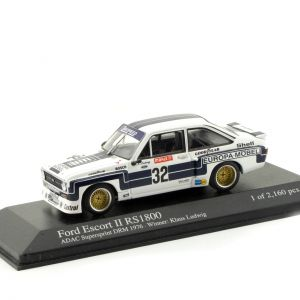 Ford Escort II RS1800 K. Ludwig - Winner DRM Supersprint 1976 1/43