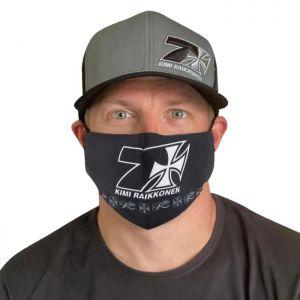 Kimi Räikkönen Mund-Nasen Maske Cross Seven II