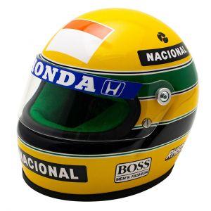 Ayrton Senna Helm 1990 Maßstab 1:2