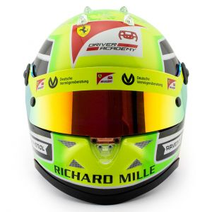Mick Schumacher casco miniatura 2020 1/2