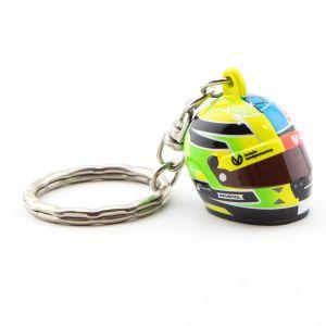 Mick Schumacher 3D Keyring Helmet 2017 Spa