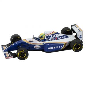 Ayrton Senna Williams Renault FW 16 Minichamps