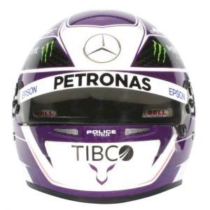 Lewis Hamilton Miniaturhelm 2020 1:2