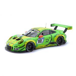 Manthey-Racing Porsche 911 GT3 R - Sieger 24h Rennen Nürburgring 2018 1:18