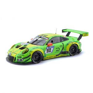 Manthey-Racing Porsche 911 GT3 R - Winner 24h Race Nürburgring 2018 1/18