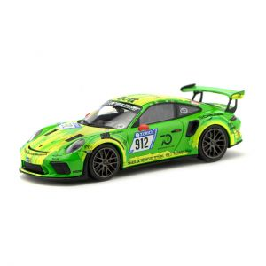Manthey-Racing Porsche 911 GT3 RS - Corsa dimostrativa Goodwood 2018 1/43