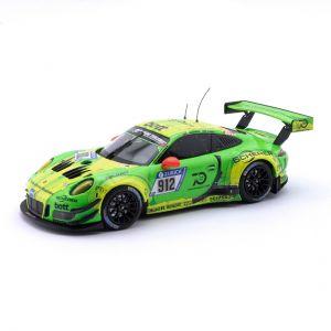 Manthey-Racing Porsche 911 GT3 R - Vainqueur de la course de 24h du Nürburgring 2018 1/43