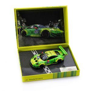 Manthey-Racing Porsche 911 GT3 R - Sieger 24h Rennen Nürburgring 2018 1:43