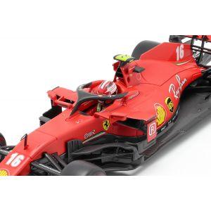 Charles Leclerc Ferrari SF1000 #16 Autriche GP F1 2020 1/18