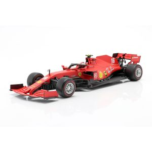 Sebastian Vettel Ferrari SF1000 #5 Österreich GP F1 2020 1:18