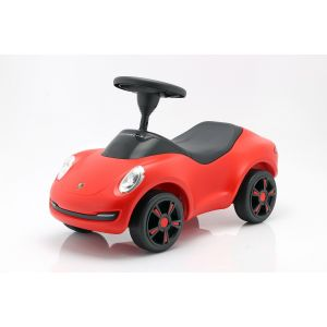 Porsche 911 Carrera 4S Vehículo para niños rojo