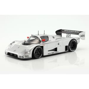 Sauber-Mercedes C9 #2 Junioren Test Schumacher, Wendlinger, Frentzen 1:18