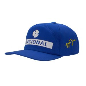 A.Senna Reproduction Casquette Nacional