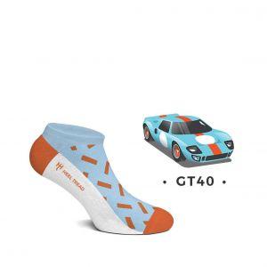 GT40 Calcetines Bajos