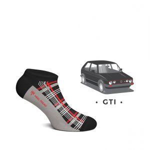 GTI Sneaker Socken