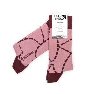 Pink Pig Socken