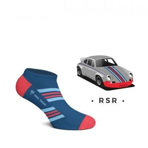 911 RSR Low Socks