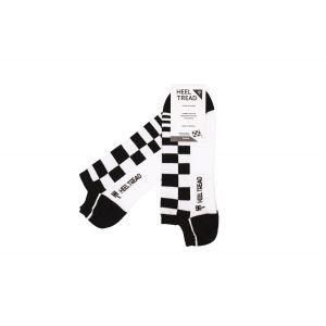 Pacha Chaussettes Basses noir/blanc