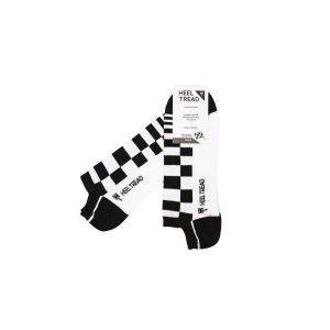 Pasha Low Socks black/white