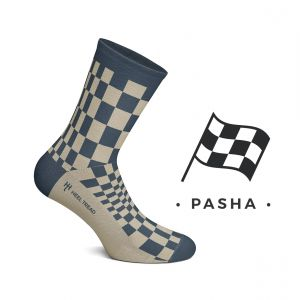 Pasha Calcetines marina/tánger